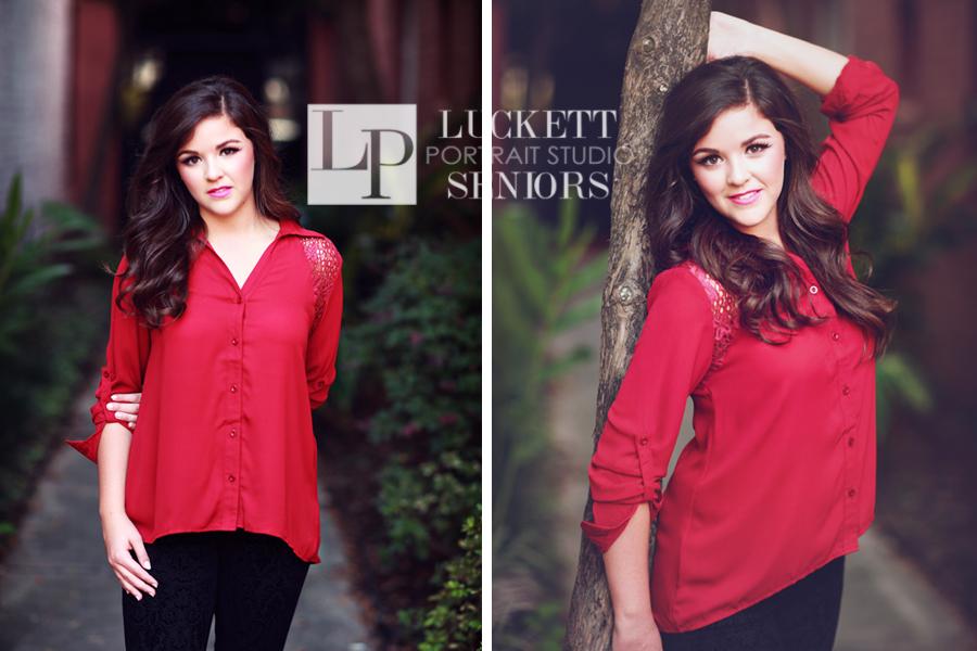 Baton Rouge Luckett Portrait Studio